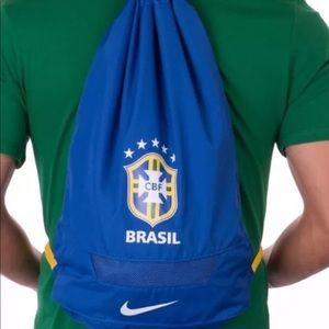 Nike Unisex Adult CBF Brazil Allegiance Gymsack